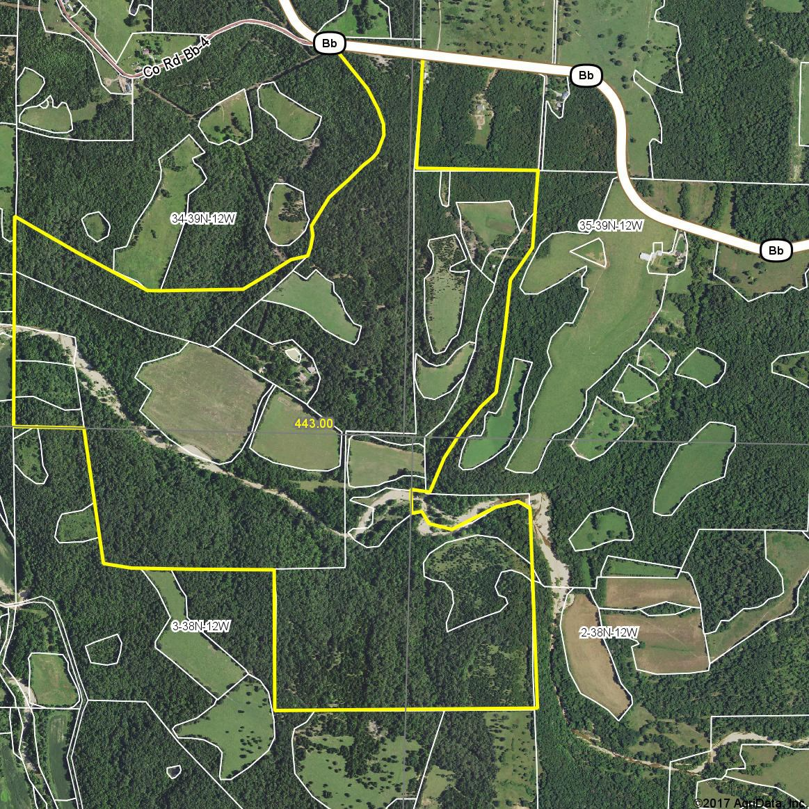 Farm, Marketable Timber Land & Home For Sale in Iberia, MO