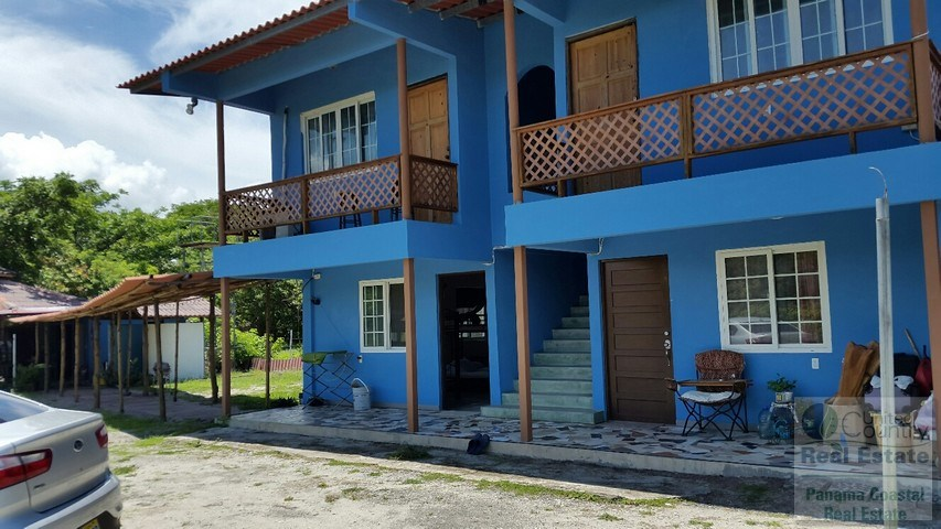 Hostal House For Sale in Gorgona Near Malibu Beach, PANAMA