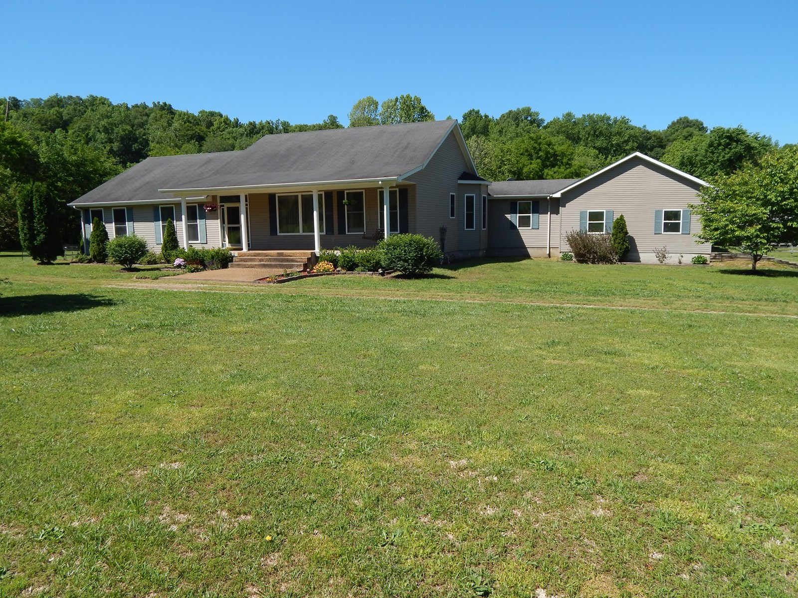 TN Country Home, 5.3 Acre Small Horse Farm SALE PENDING