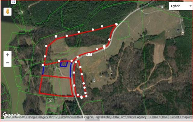 22 acres in Chatham Va*Close to Lynchburg&Gretna Virginina