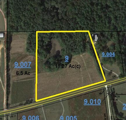 11.27 ACRES FOR SALE CHANCELLOR, ALABAMA NEAR ENTERPRISE, AL