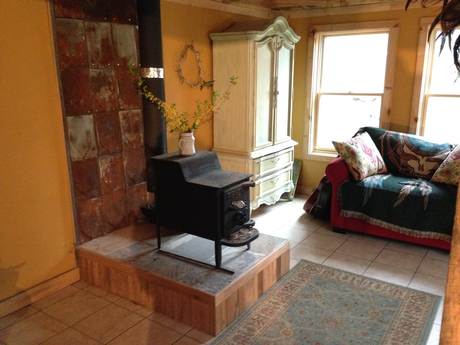 Offgrid Dwelling Amp Land For Sale Marshall Madison
