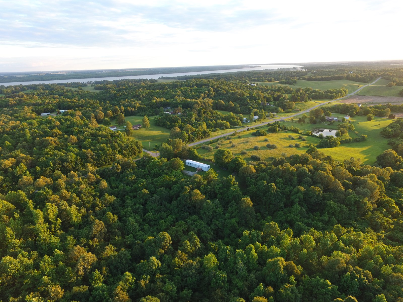 63.5 Acres of Wooded Property - Southern IL - Grand Chain