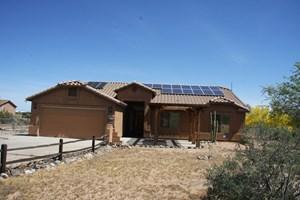 MOUNTAIN SOLAR HOME CASA GRANDE ARIZONA FOR SALE