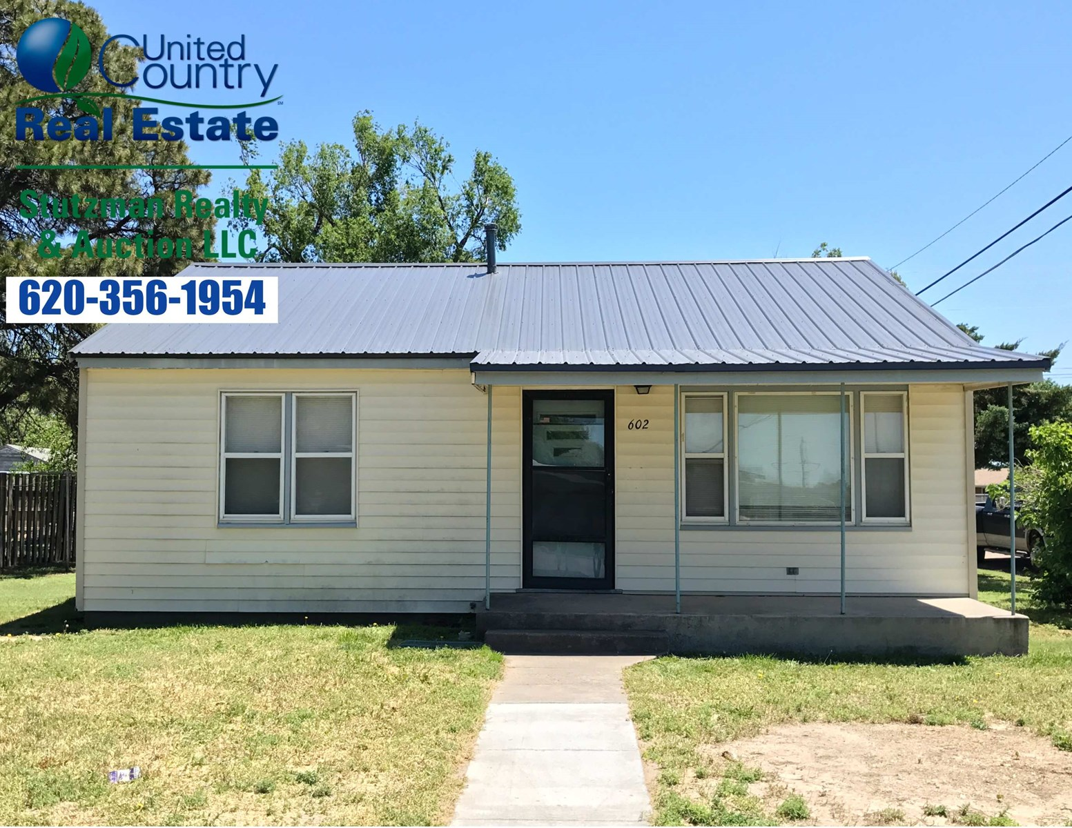 AFFORDABLE HOME FOR SALE CLOSE TO SCHOOLS IN ULYSSES, KS