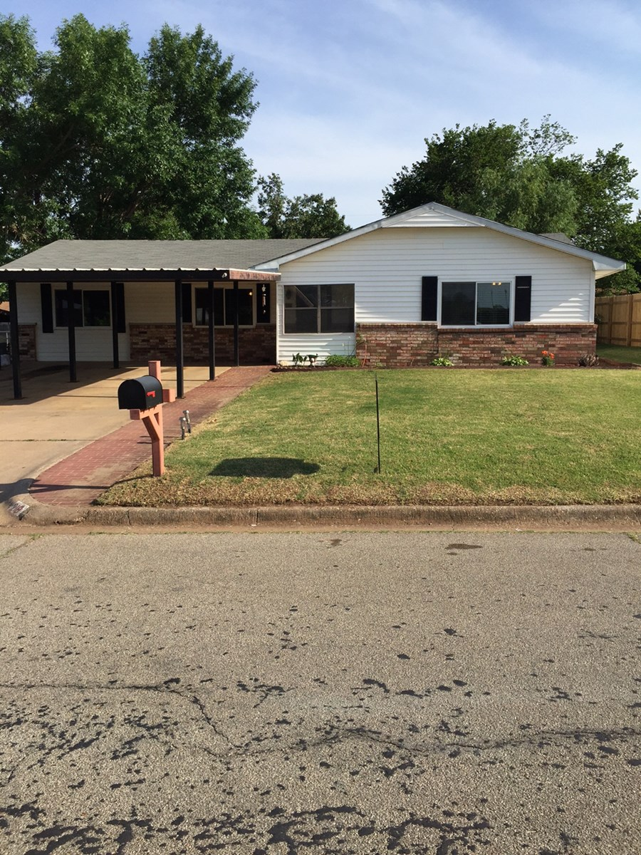 Perry Oklahoma House for Sale | Noble County