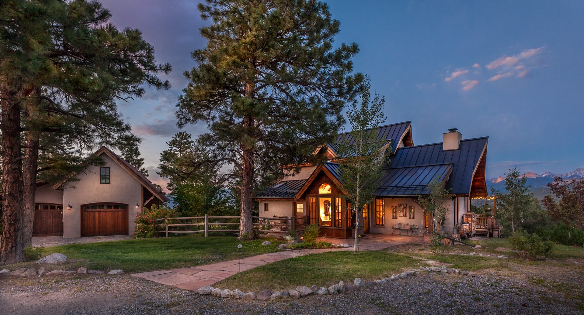Mountain Recreation Residential Home For Sale Ridgway CO