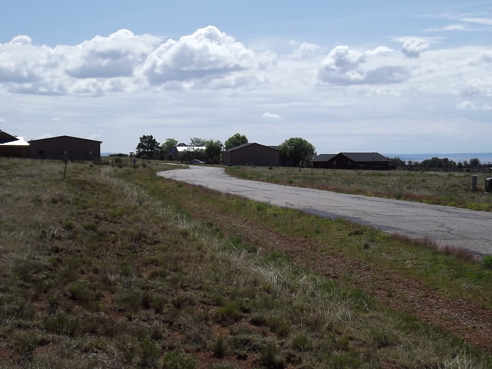 For Sale 1.77 Acre Lot in Edgewood NM's Sandia Airpark