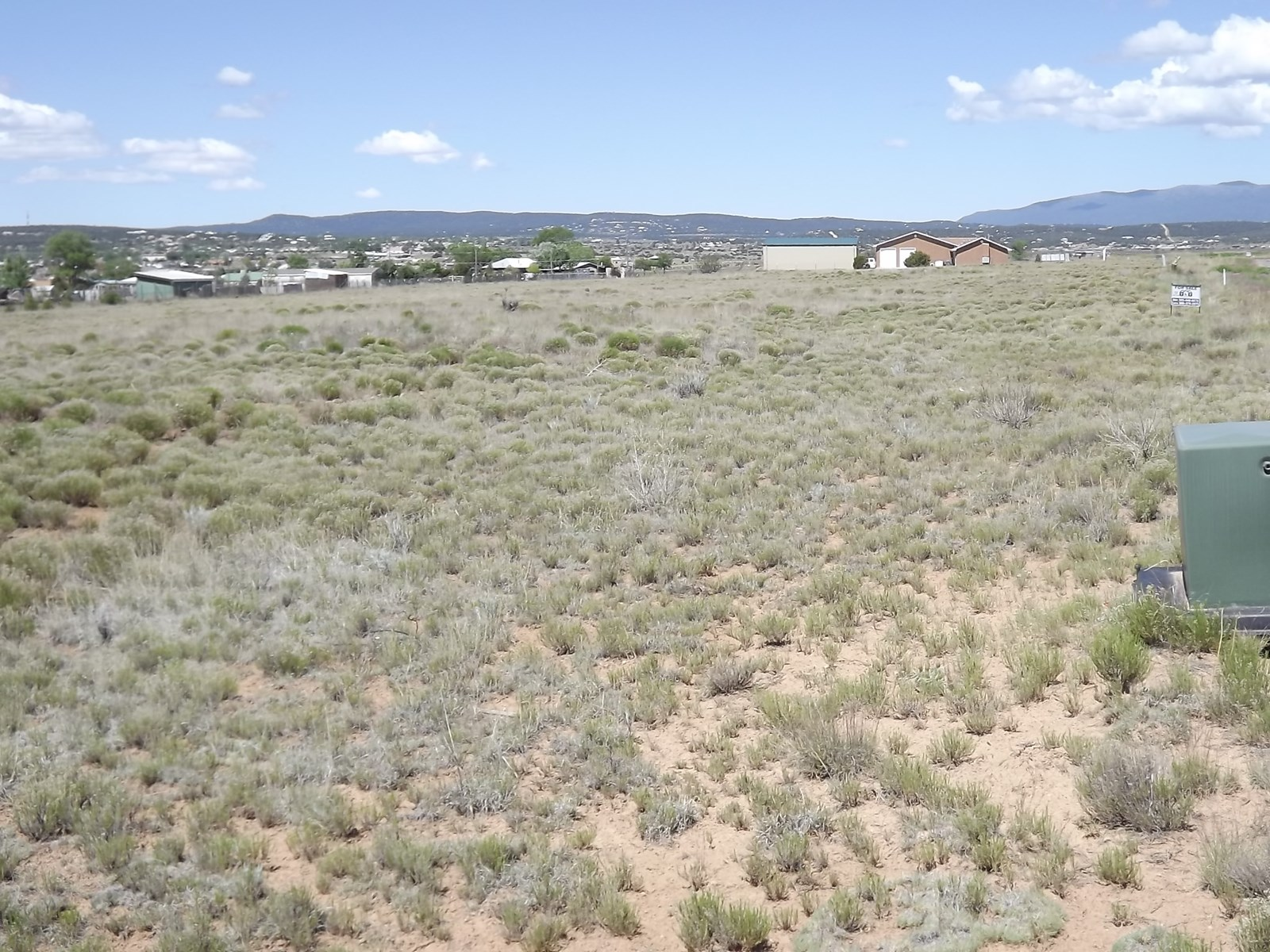Edgewood NM Sandia Airpark 1.99 Acre Lot For Sale