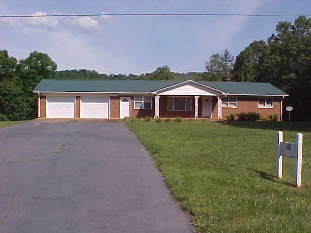RANCH STYLE HOME WITH 5 ACRES - PATRICK COUNTY, VIRGINIA