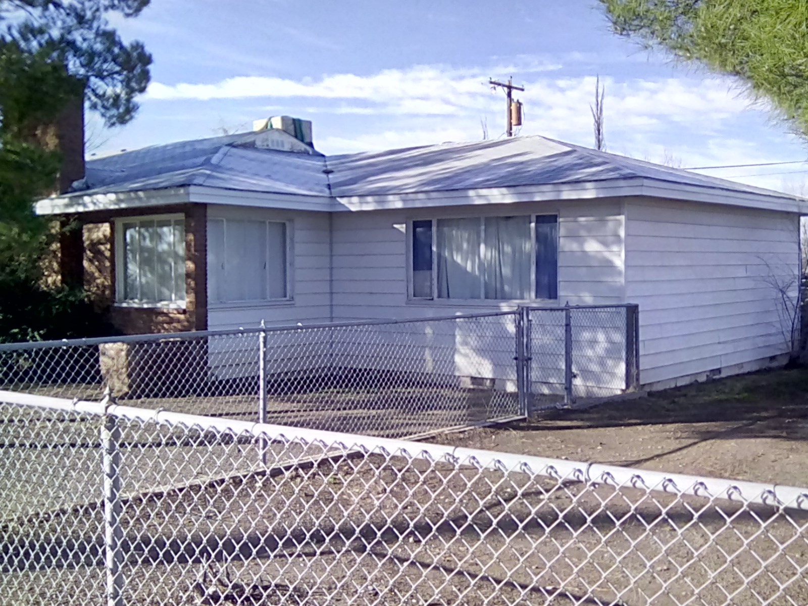 fixer up home in Tularosa, New Mexico