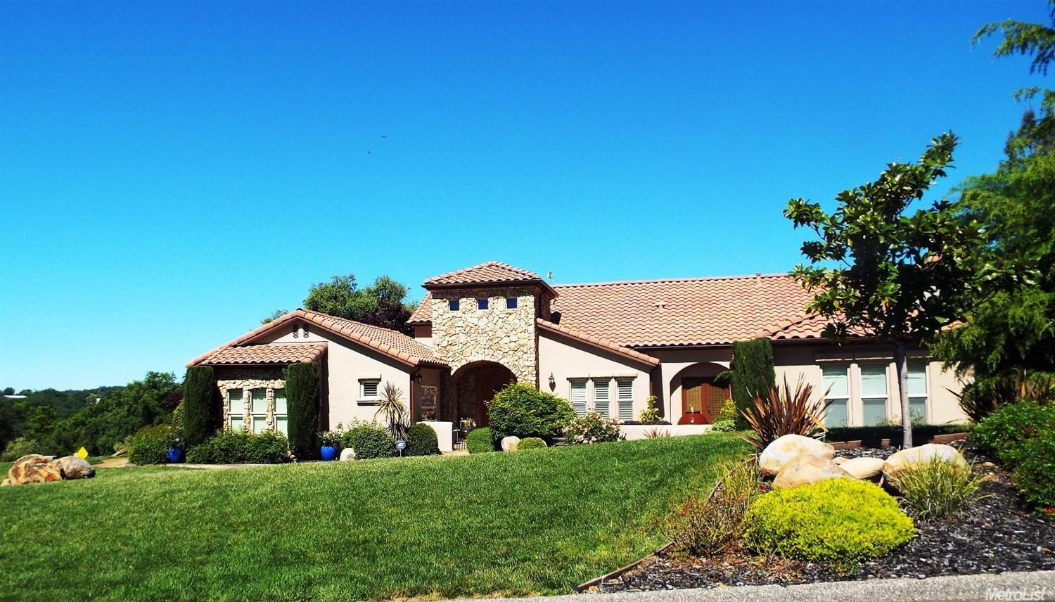 Northern California Home for sale in Auburn CA Placer County