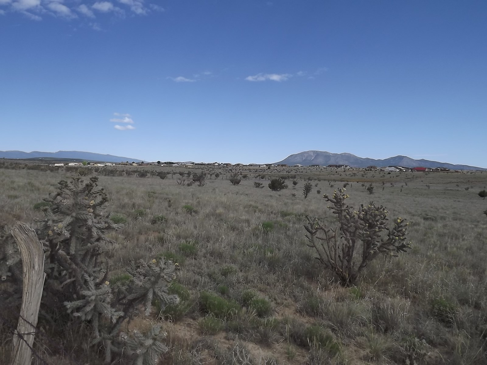 6.73 Acres For Sale In The Heart Of Edgewood New Mexico