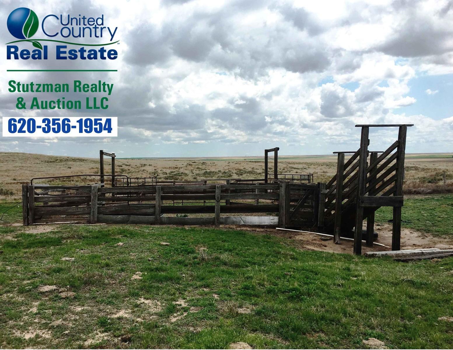 160 +/- Acres of Native Grass in Ulysses, KS