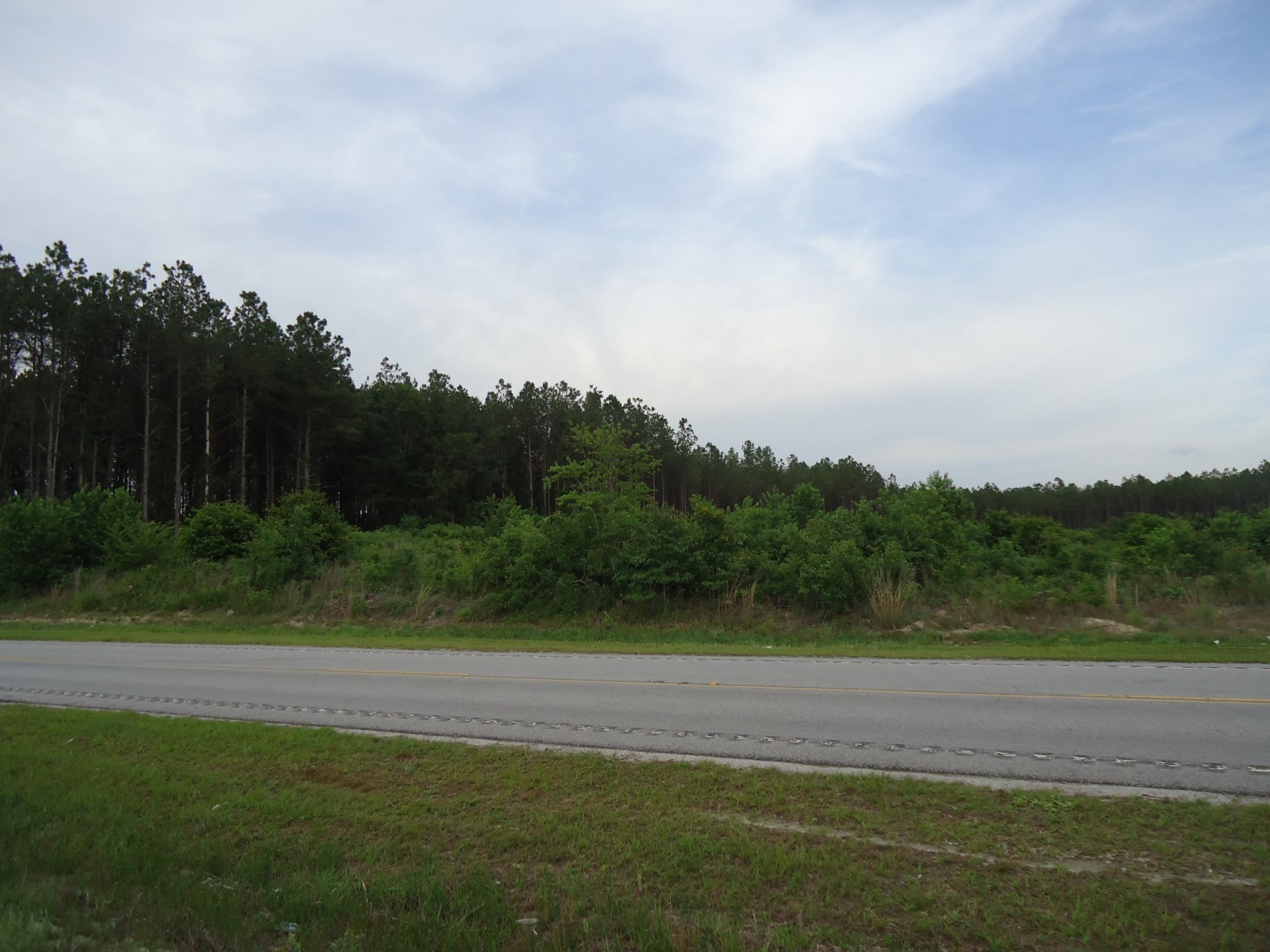 5 Acre Building Lot Just Outside Of Historic Camden, SC