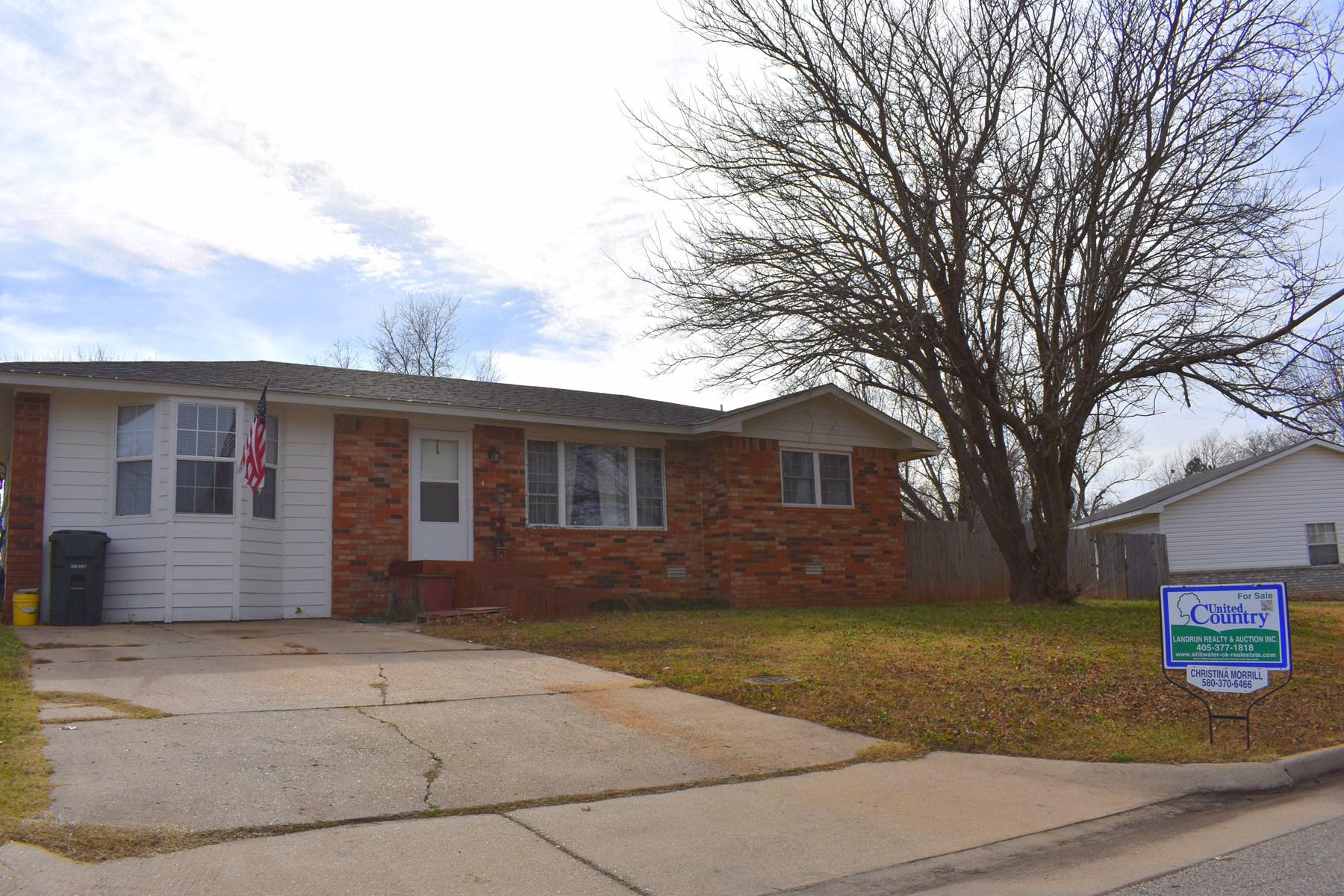 Newly remodeled Home in Perry, OK