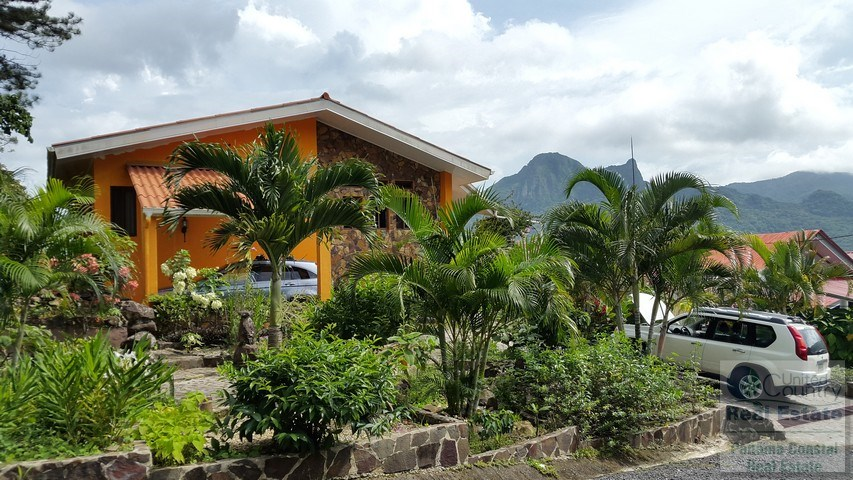 Ocean mountain view House for sale in Altos del Maria Panama