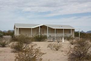 SALOME AZ HOME FOR SALE 10 ACRES