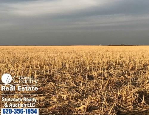 TEXAS COUNTY OKLAHOMA PANHANDLE ~ 3,078 ACRE IRRIGATED FARM