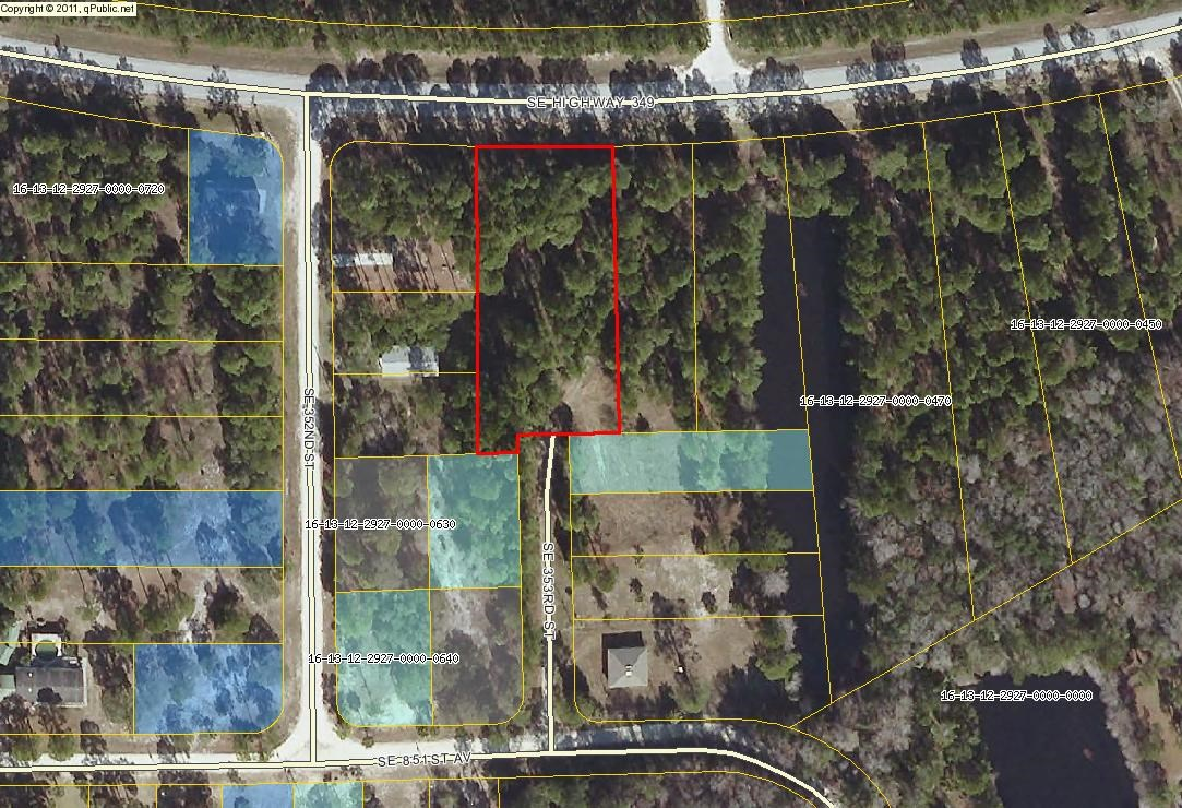 Great location close to historic Town of Suwannee