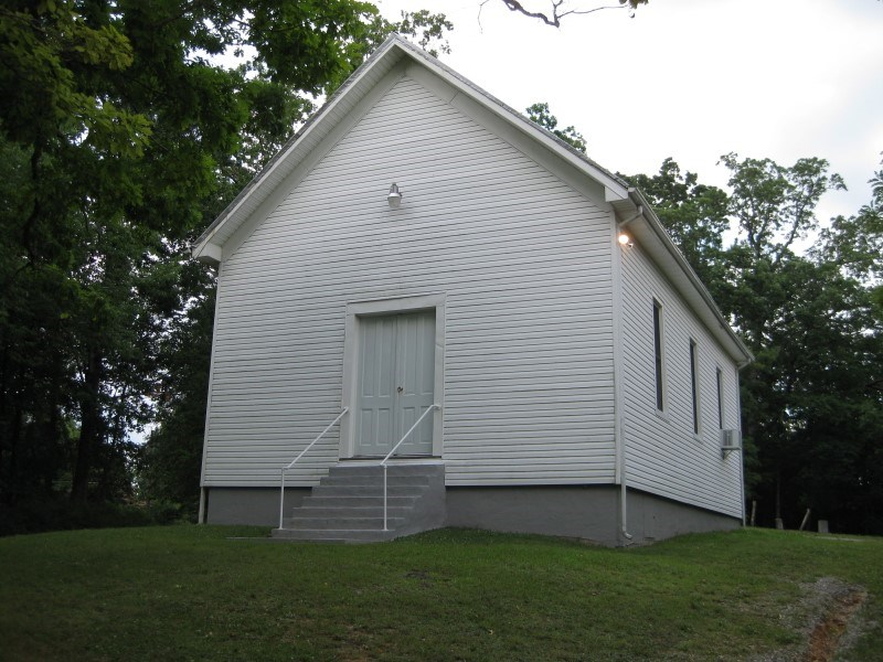 Sweet Country Church or Recreational Cottage for Sale in VA!