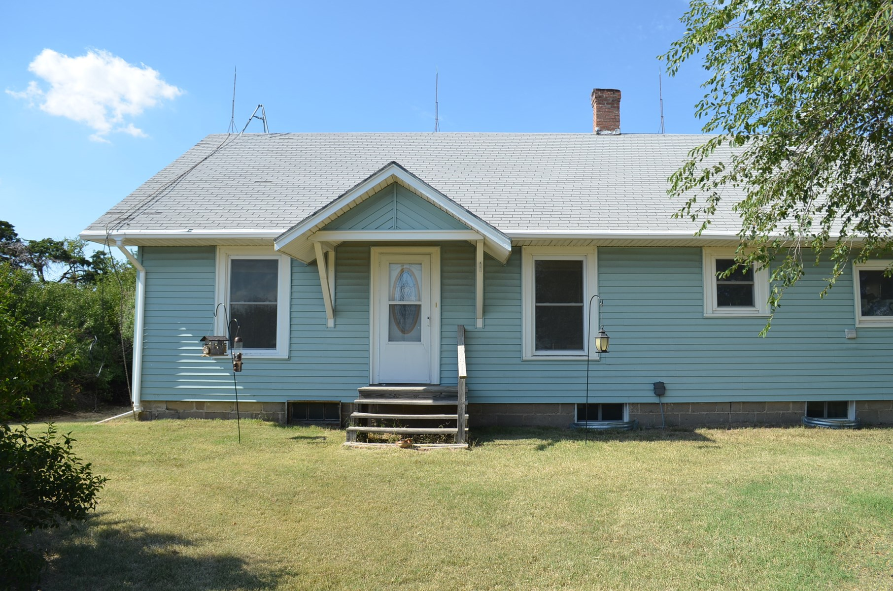 Comanche County Kansas Country Home For Sale