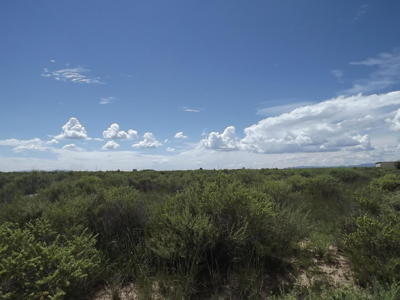 Vacant Land For Sale 2.39 Acres South of Moriarty NM