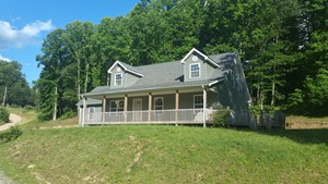 NEW HOME IN BRAXTON COUNTY