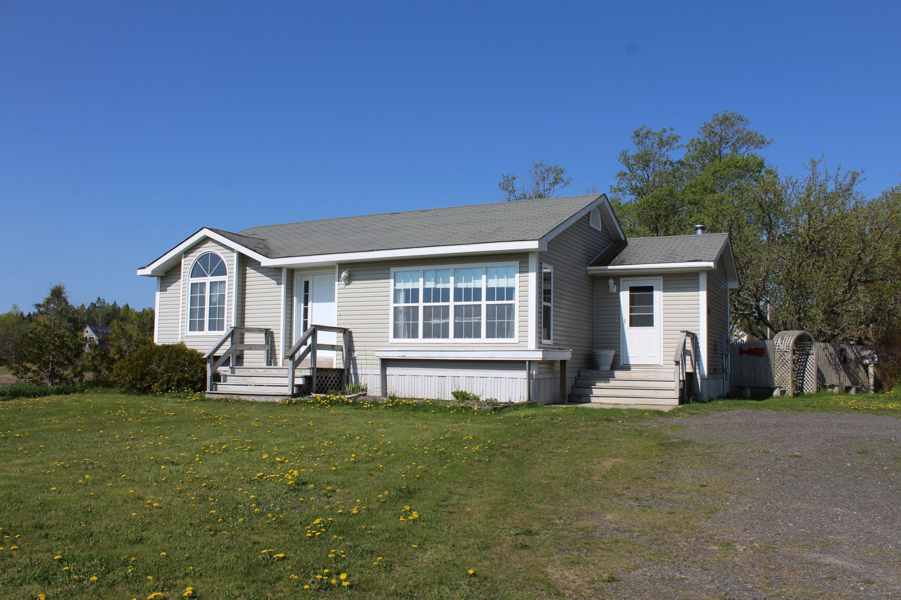 Maine Coastal Home for Sale in Lubec