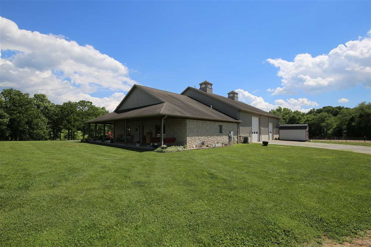 Bloomington Indiana Country Home for Sale | Hobby Farm