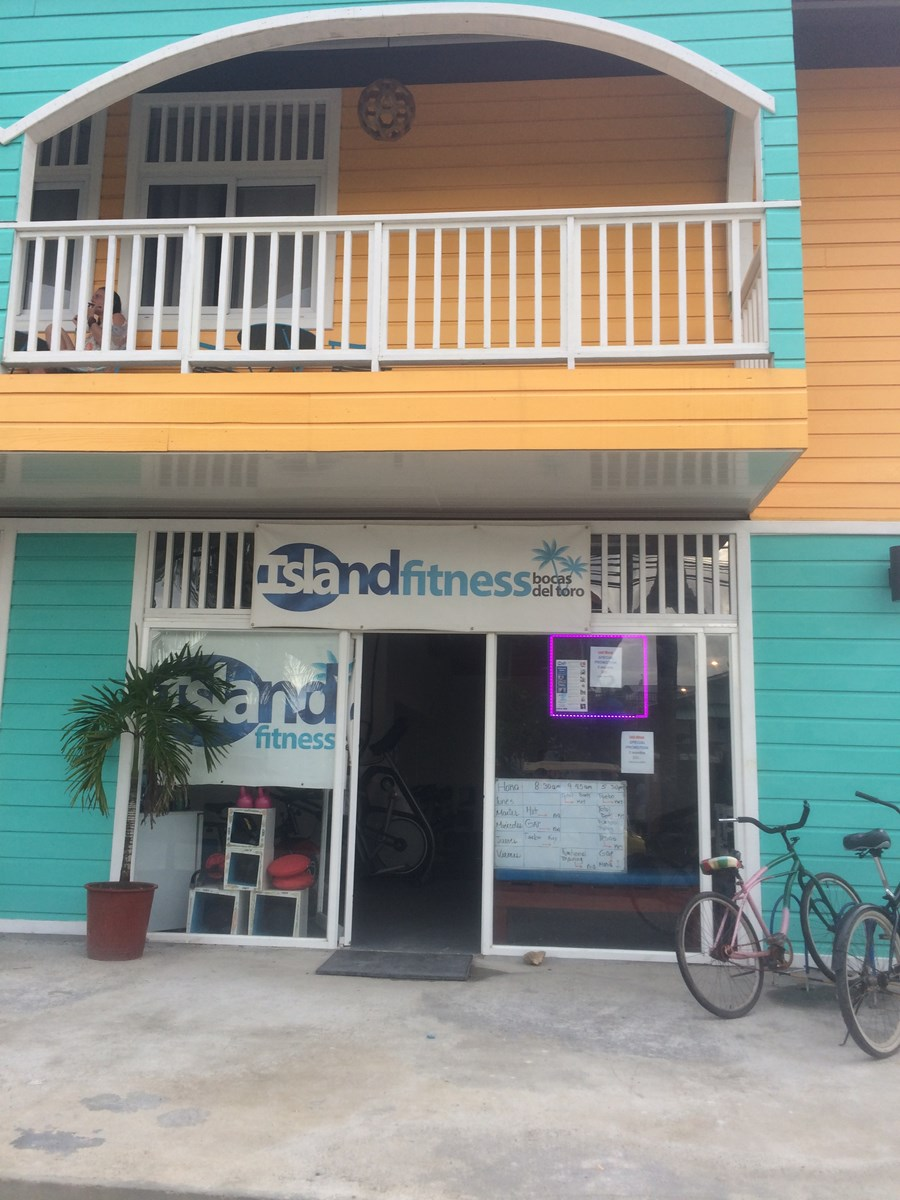 Bocas del Toro Business for Sale- Local Gym