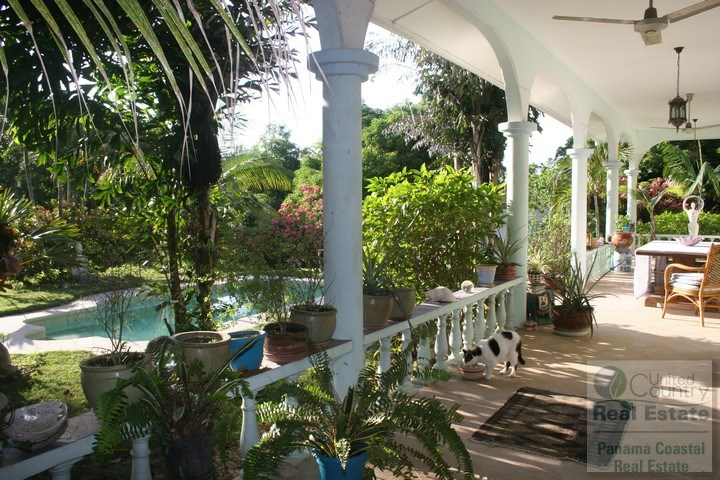 House B&B in Costa Esmeralda with 5 casitas