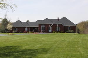 LUXURY COUNTRY HOME, RECREATIONAL LAND, RETREAT FOR SALE