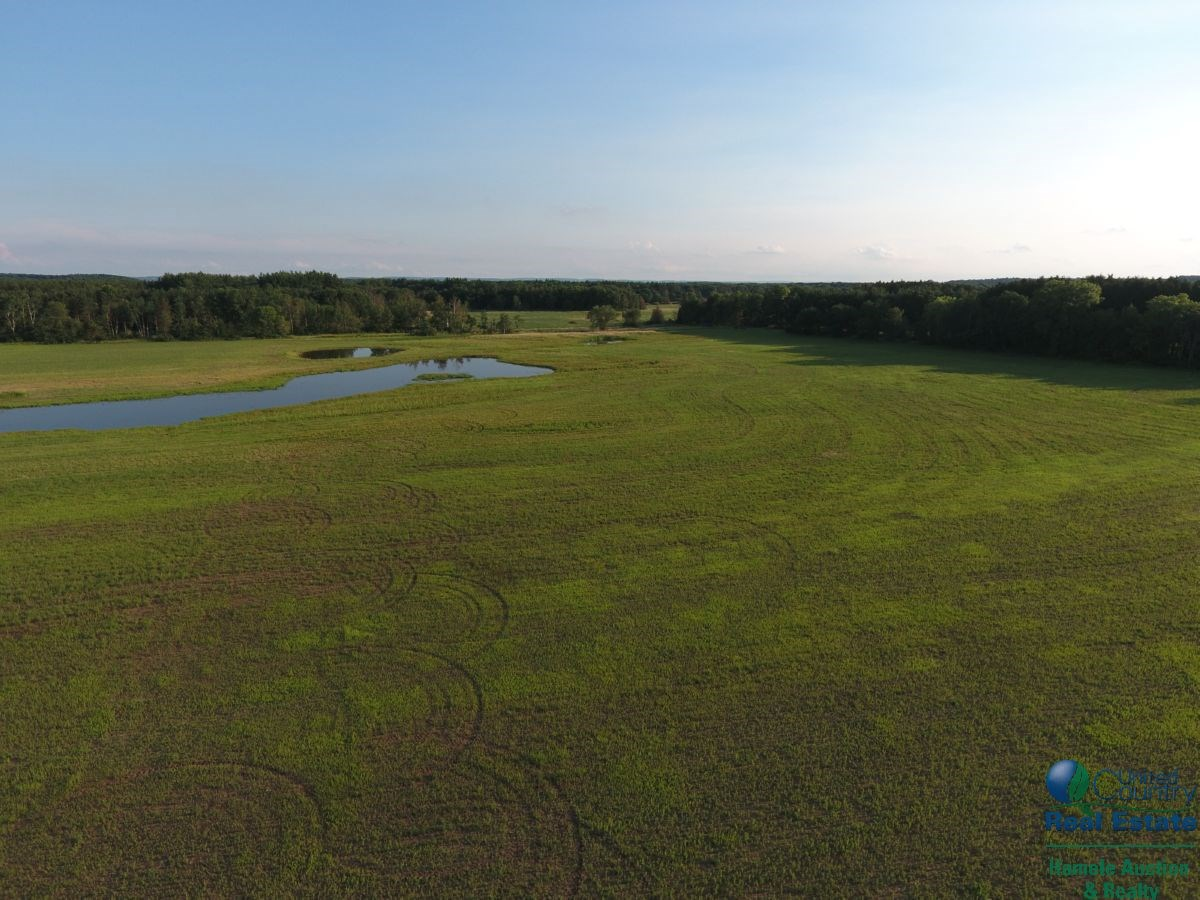 36.5 Acres of Waterfowl Hunting Marquette County