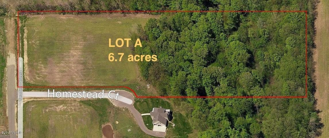 6.65 ac partially wooded buildable lot - fennville, Michigan