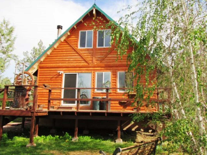 A Frame Home for Sale on 3 Acres Modoc Recreational Estates