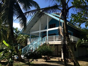 BOCAS BEACH HOME IS NOW  UNDER CONTRACT