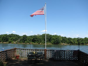 RIVER FRONT HOME HARDIN COUNTY TN FISHING BOATING RECREATION