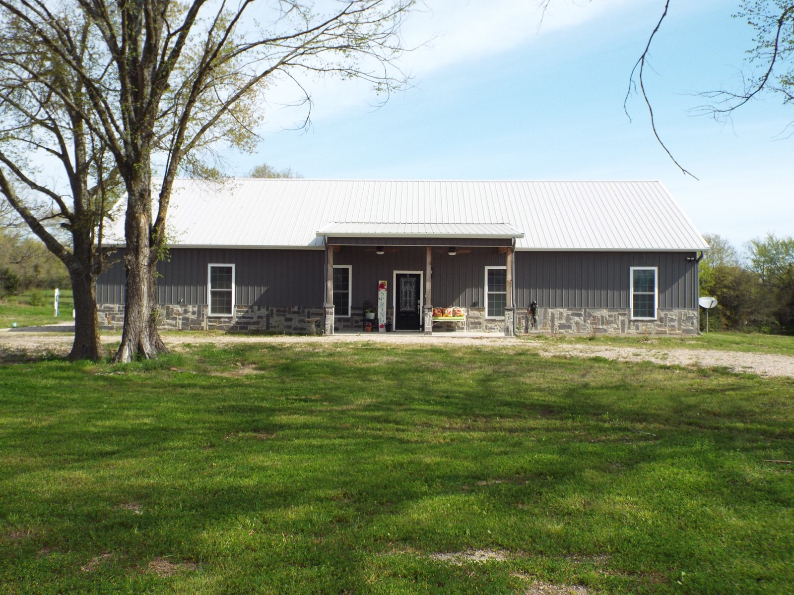 Country Home Land Property For Sale Cooper Texas