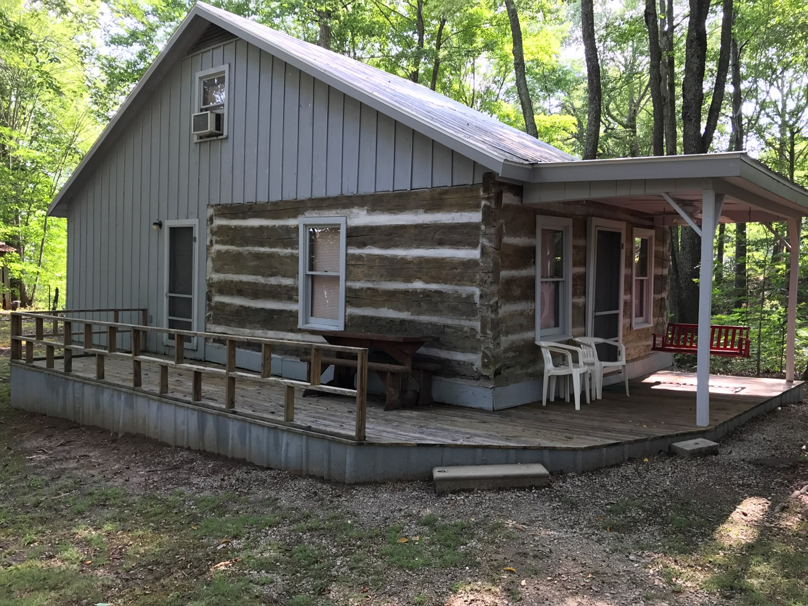 Perfectly Secluded Country Log Home For Sale In Albany Ky