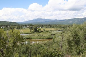 CHAMA RIVER FRONTAGE LAND FOR SALE CHAMA NM