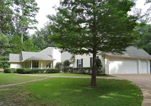 GATED HOME IN HOLLY LAKE RANCH, TEXAS FOR SALE