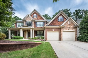 EXECUTIVE HOME FOR SALE IN HARMONY ON THE LAKES IN CANTON GA