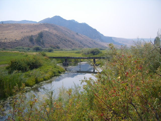 RIVERSIDE, OR - RIVERSIDE RANCH - MALHEUR RIVER AREA