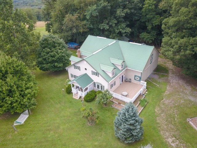 Amish Built Farmhouse For Sale - Levels, WV