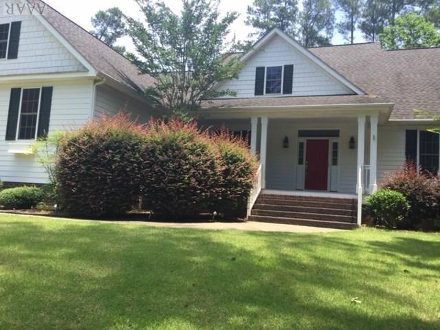 Hertford, NC 3 BR Home for Sale in Gated Golf Community