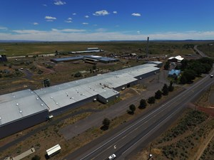 HINES. OREGON - INDUSTRIAL COMMERCIAL SITE ON 42 ACRES!