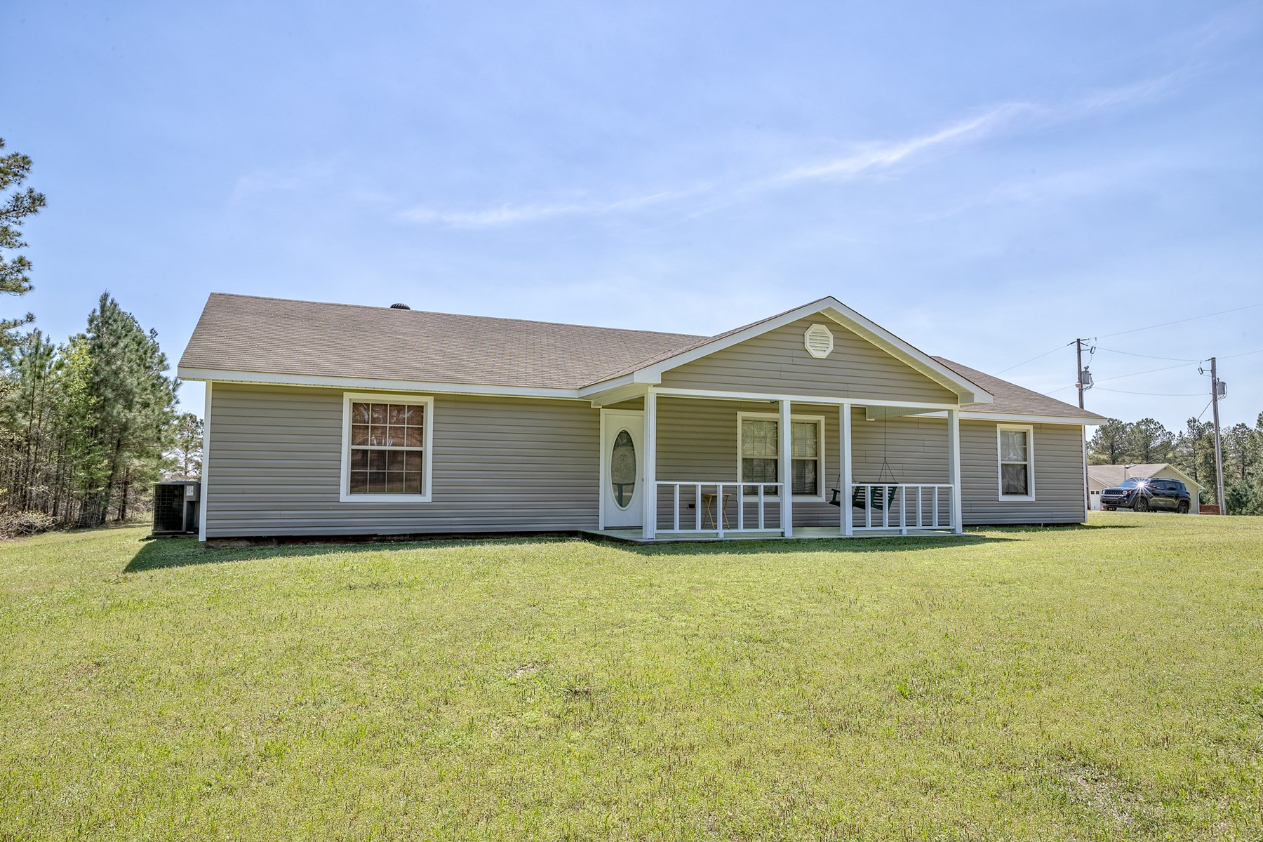 Home for sale in Bismarck, AR with land, Hot Spring County