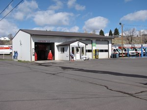 BURNS, OR - BENNETT MUFFLER & CAR WASH - ESTABLISHED IN 1992