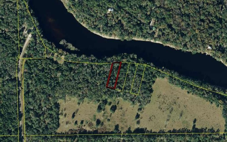 River Lot In Lafayette County FL Priced to Sell!